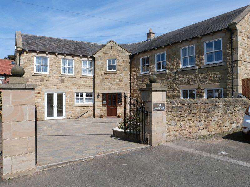 4 Bedrooms Detached House for sale in Brewery Yard, Newbiggin-By-The-Sea, Four Bedroom Detached House