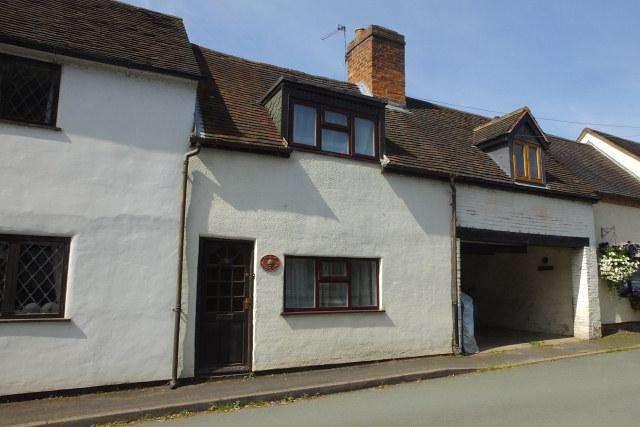 2 Bedrooms Semi Detached House for sale in School Lane,Hopwas,Near Tamworth