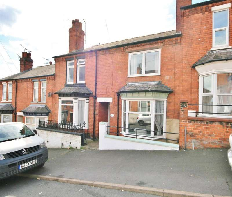 2 Bedrooms Terraced House for sale in Frederick Street, Lincoln, LN2