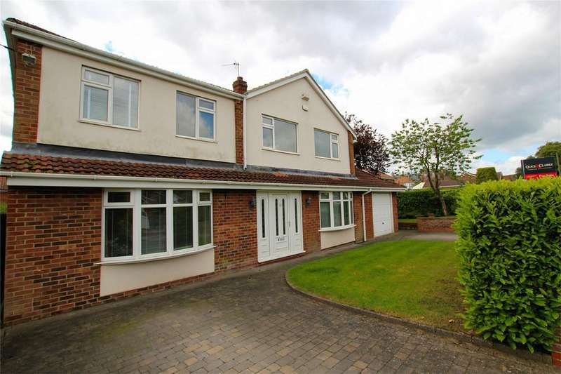 4 Bedrooms Detached House for sale in Beech Road, Elloughton, Brough, East Riding of Yorkshire