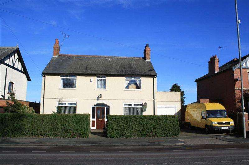 4 Bedrooms Detached House for sale in Aldersyde, Station Road, Cramlington