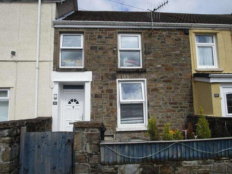 3 Bedrooms Terraced House for sale in Gough Road, Ystalyfera, Swansea.