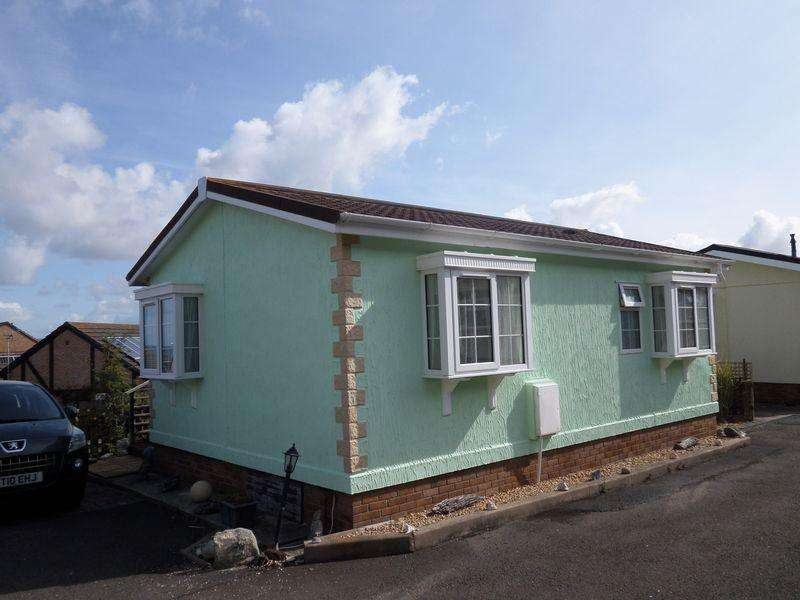 2 Bedrooms Park Home Mobile Home for sale in Torville Park, Bideford