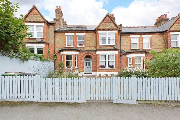 3 Bedrooms Terraced House for sale in Adamsrill Road, Sydenham