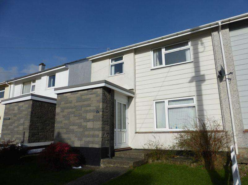 3 Bedrooms Semi Detached House for sale in Waunfawr