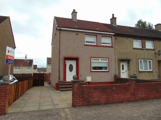 2 Bedrooms End Of Terrace House for sale in Union street, Motherwell, ML1 4HF