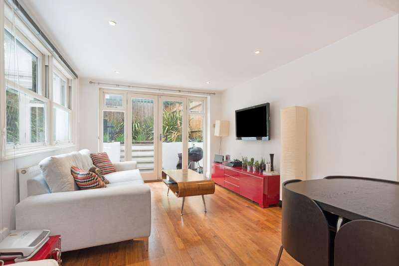 3 Bedrooms Flat for sale in Sherriff Road, West Hampstead