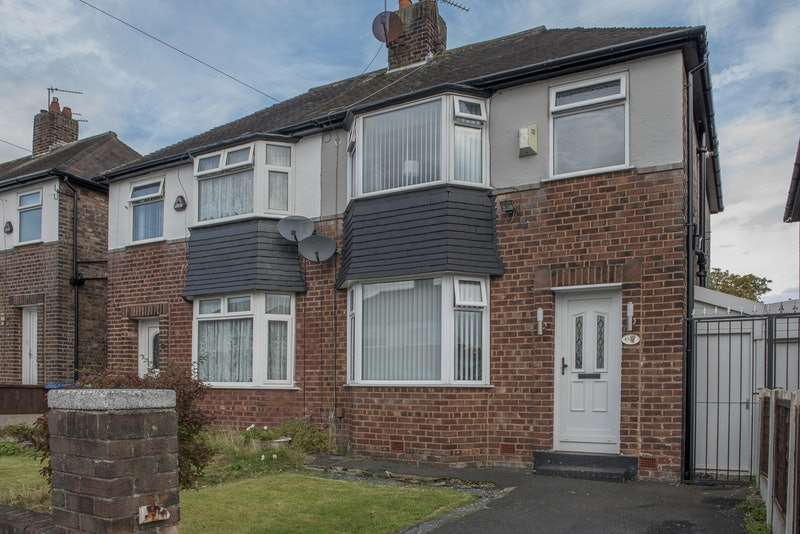 3 Bedrooms Semi Detached House for sale in Inchcape Road, Liverpool, Merseyside, L16