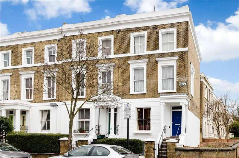 2 Bedrooms Maisonette Flat for sale in Downham Road, Islington, London, N1