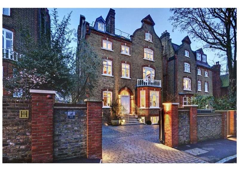 8 Bedrooms Detached House for sale in Holford Road, London, NW3