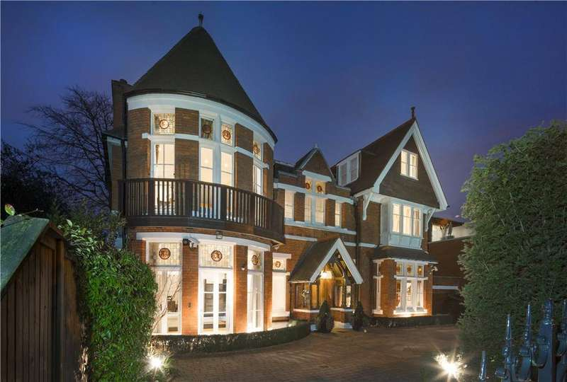 6 Bedrooms Detached House for sale in Elm Walk, London, NW3