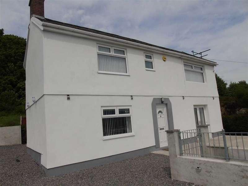 3 Bedrooms Detached House for sale in Graig Road, Morriston, Swansea