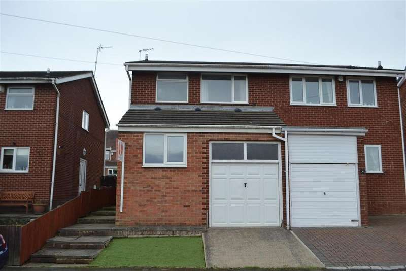 3 Bedrooms Semi Detached House for sale in Mayfield Road, Sunderland