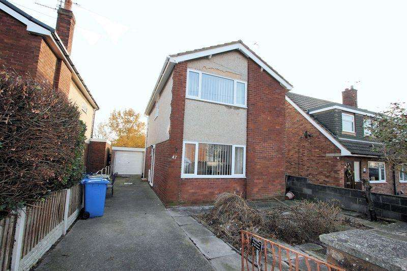 3 Bedrooms Detached House for sale in Grosvenor Road, Prestatyn