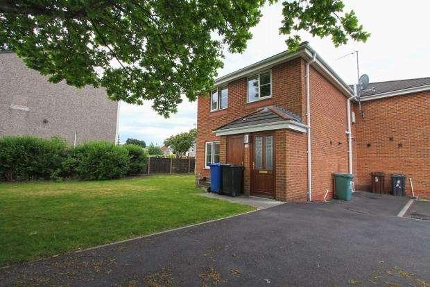 2 Bedrooms Semi Detached House for sale in Stirrup Field Golborne Warrington