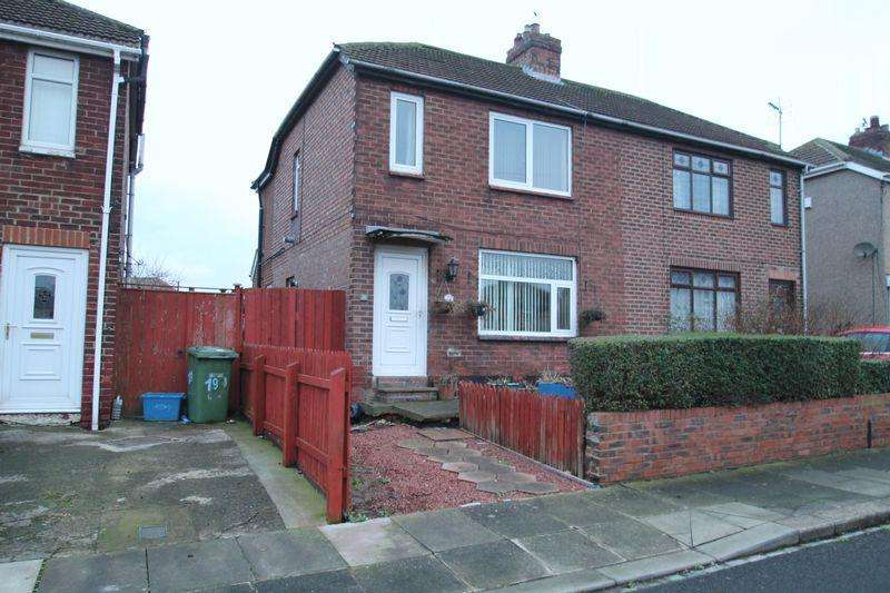 2 Bedrooms Semi Detached House for sale in Queens Drive, Billingham