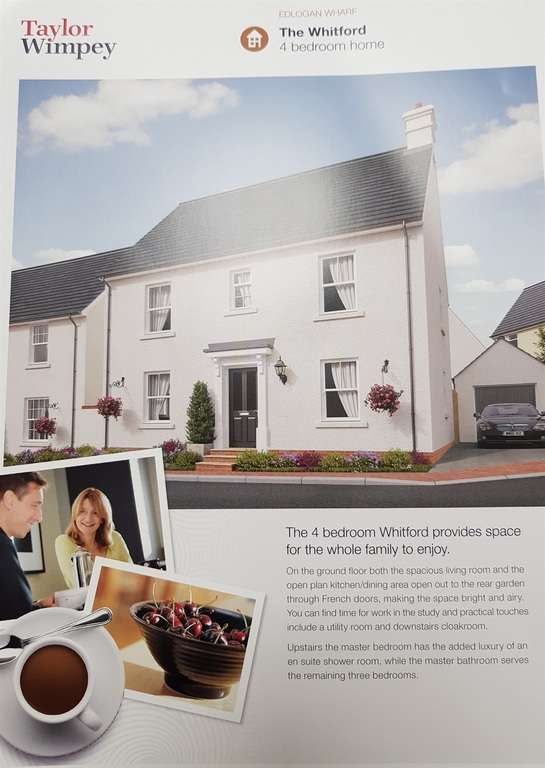 4 Bedrooms Detached House for sale in Edlogan Wharf, Sebastopol, Cwmbran