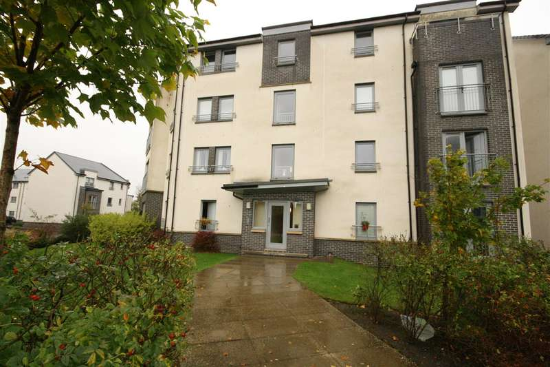1 Bedroom Apartment Flat for rent in 9 Crookston Court, Flat 12, Kinnaird Village, Larbert