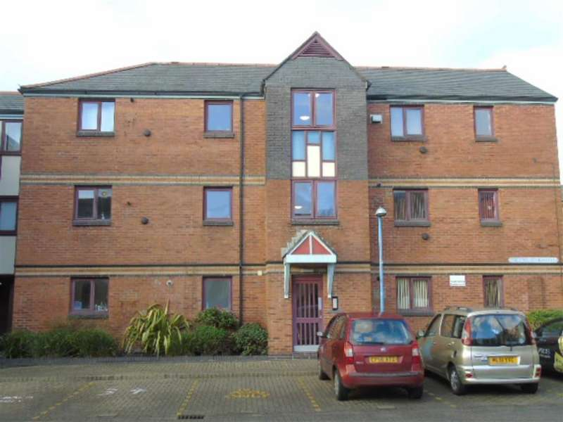 2 Bedrooms Apartment Flat for sale in St Nicholas Square, Marina, Swansea