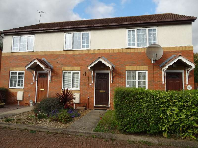 2 Bedrooms Terraced House for sale in KIPPELL HILL, OLNEY