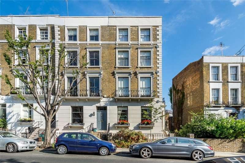 5 Bedrooms Terraced House for sale in Ellington Street, London, N7