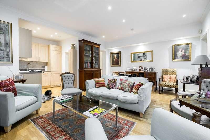 3 Bedrooms Flat for sale in Kensington Gardens Square, London, W2