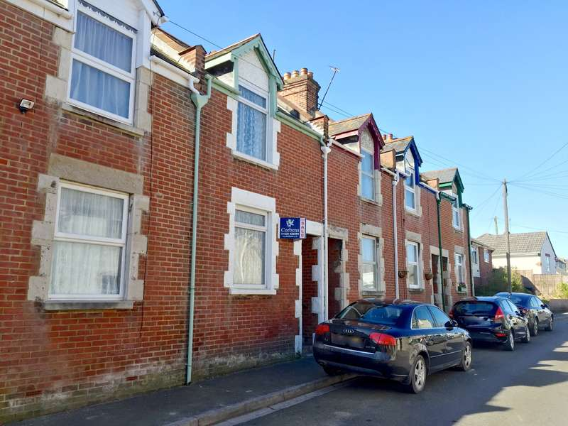 2 Bedrooms Terraced House for sale in RICHMOND ROAD, SWANAGE