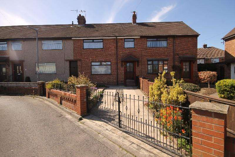 3 Bedrooms Terraced House for sale in Clifford Close, Hartlepool