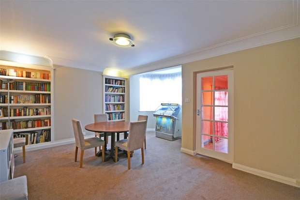 4 Bedrooms Semi Detached House for sale in Watford Road, HARROW, Middlesex