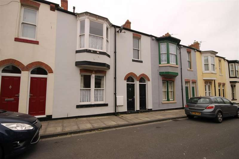3 Bedrooms Terraced House for sale in Montague Street, Headland, Hartlepool