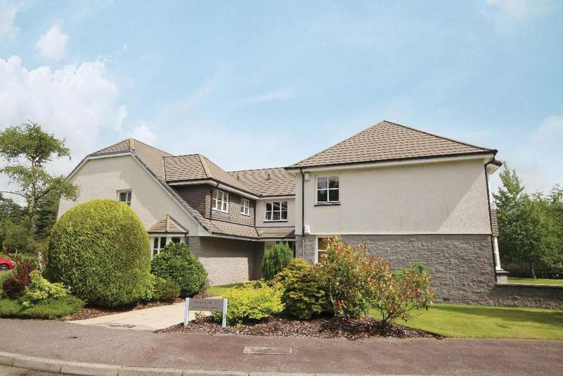 3 Bedrooms Apartment Flat for sale in Windsor Gardens , Auchterarder , Perthshire , PH3 1QE