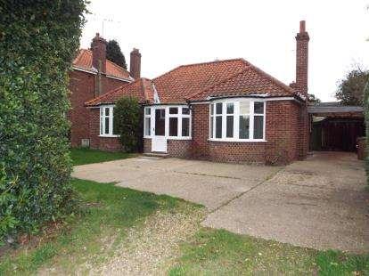 2 Bedrooms Bungalow for sale in Fakenham, Norfolk, England