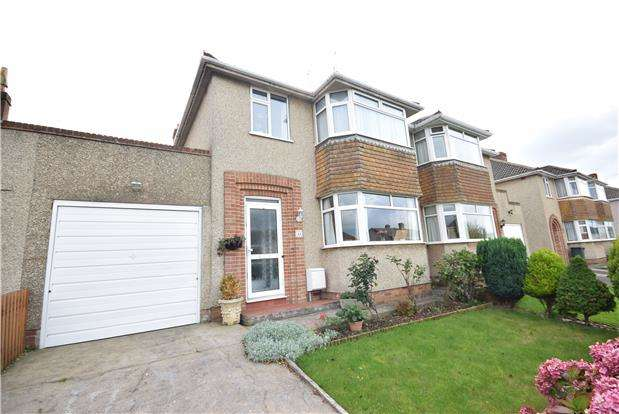 3 Bedrooms Semi Detached House for sale in Westbourne Road, Downend, BRISTOL, BS16 6RX