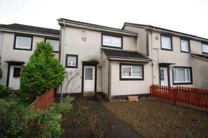 3 Bedrooms Terraced House for sale in Townfoot, Dreghorn, Irvine, North Ayrshire