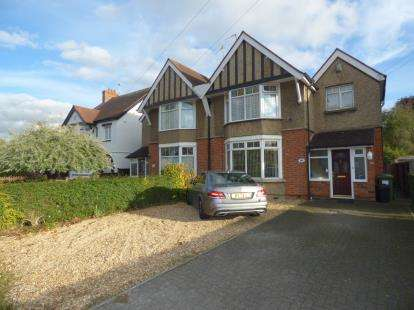 4 Bedrooms Semi Detached House for sale in Wolverton Road, Newport Pagnell, Milton Keynes, Bucks