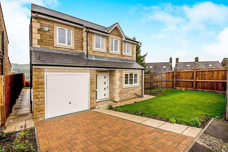 4 Bedrooms Detached House for sale in Paradise Street, Hadfield, Glossop, SK13