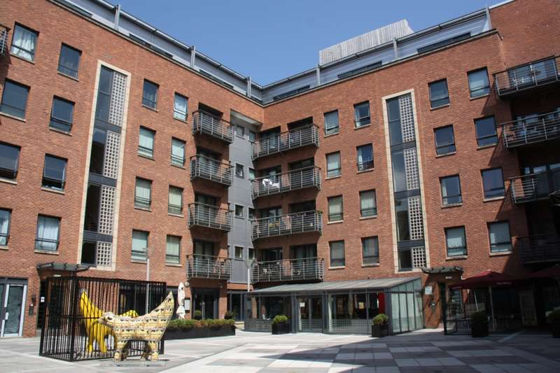 2 Bedrooms Apartment Flat for rent in Manhattan Place, Madison Square City Centre L1