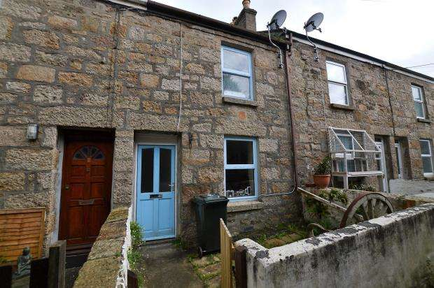 2 Bedrooms Terraced House for sale in Nevada Place, Heamoor, Penzance