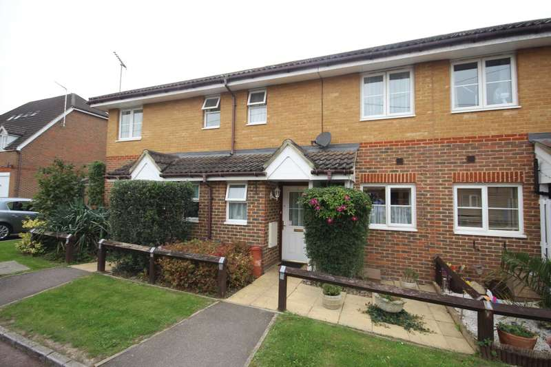 3 Bedrooms Terraced House for sale in Pollardrow Avenue, Bracknell