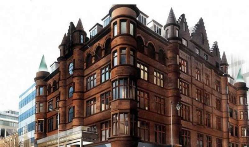 1 Bedroom Apartment Flat for sale in Reference 44332, Donegall Square, Belfast
