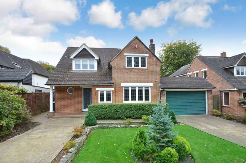 4 Bedrooms Detached House for sale in Hiltingbury, Chandler's Ford