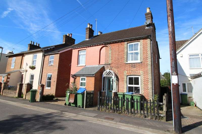 2 Bedrooms Semi Detached House for sale in Park Terrace West, Horsham
