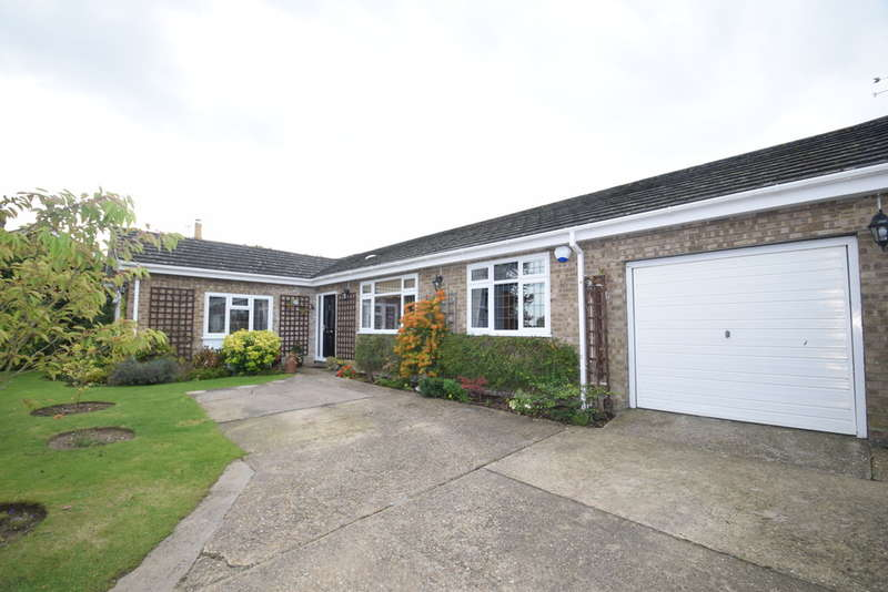 4 Bedrooms Detached Bungalow for sale in Back Lane, Badwell Ash.