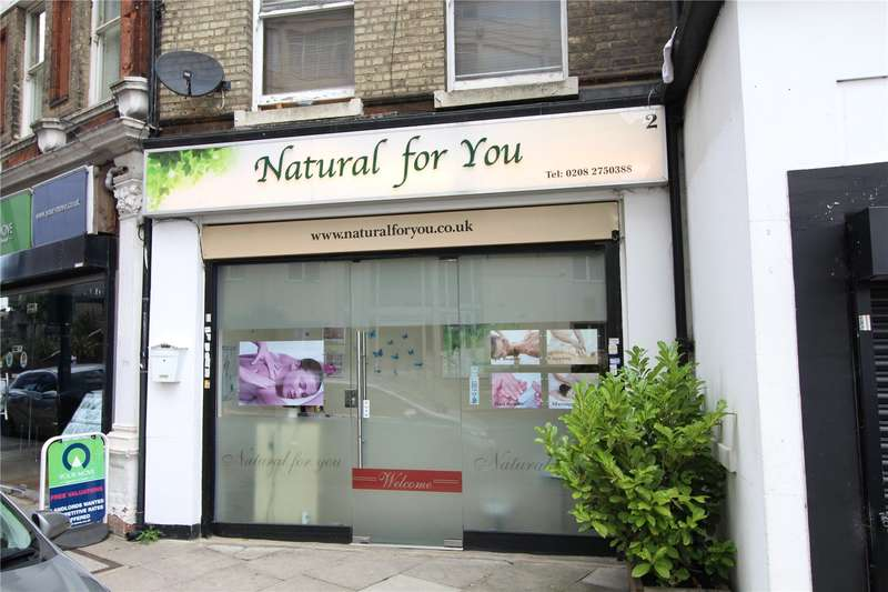 Retail Property (high Street) Commercial for sale in Station Road, New Barnet, Barnet, EN5