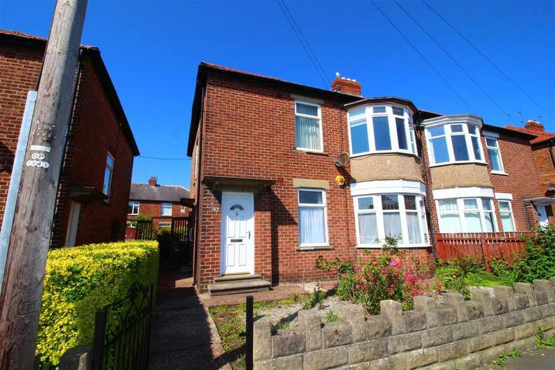 2 Bedrooms Flat for sale in Balkwell Avenue, North Shields