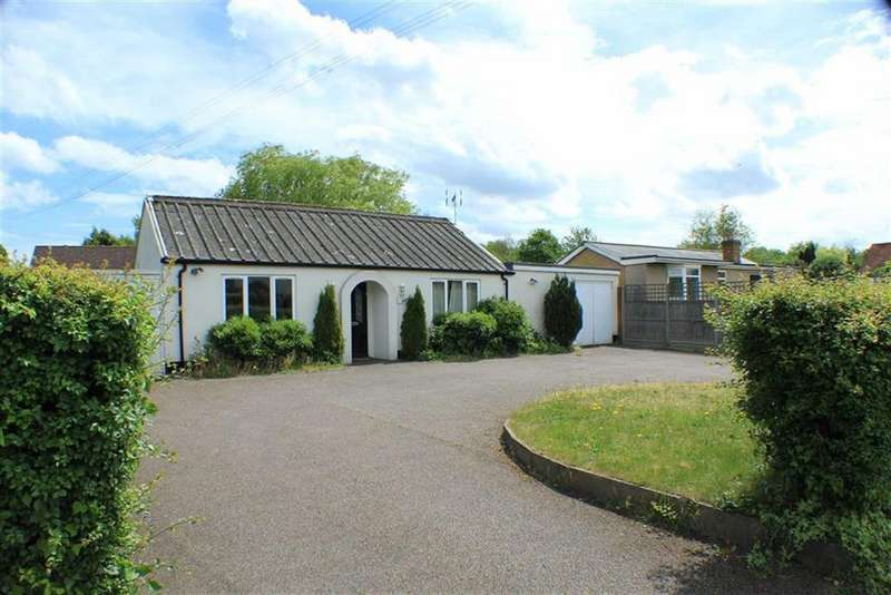 3 Bedrooms Detached Bungalow for sale in Sleapshyde, St Albans, Hertfordshire