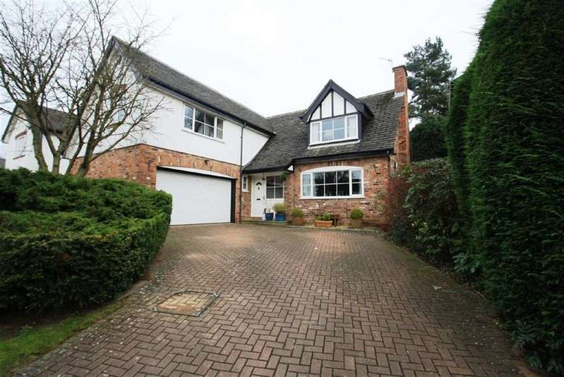 4 Bedrooms Detached House for sale in Hunters Mews, Wilmslow