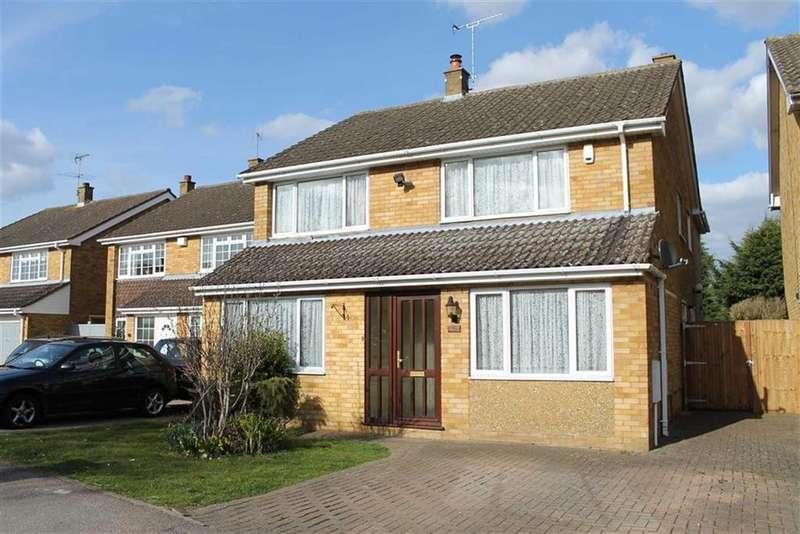 4 Bedrooms Detached House for sale in Ashley Gardens, Harpenden, Hertfordshire, AL5