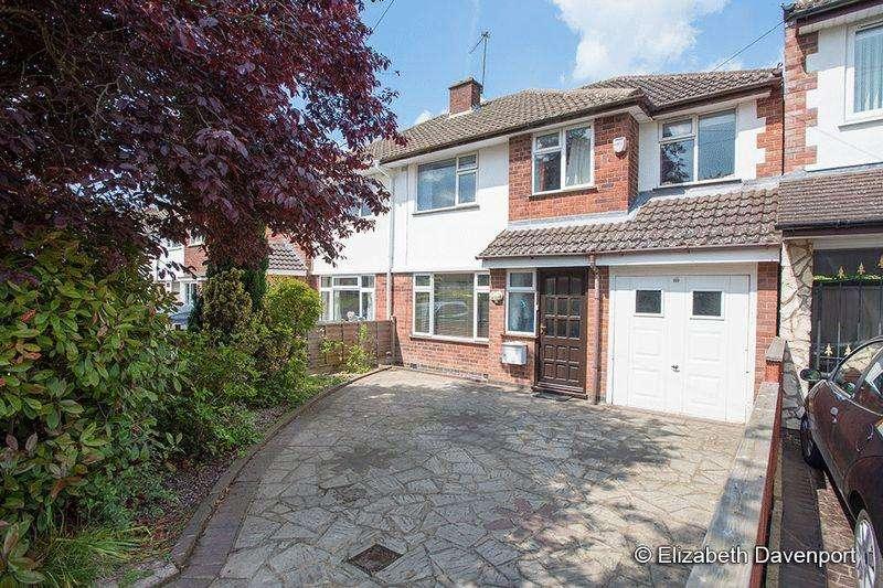 4 Bedrooms Semi Detached House for sale in Monks Road, Binley Woods
