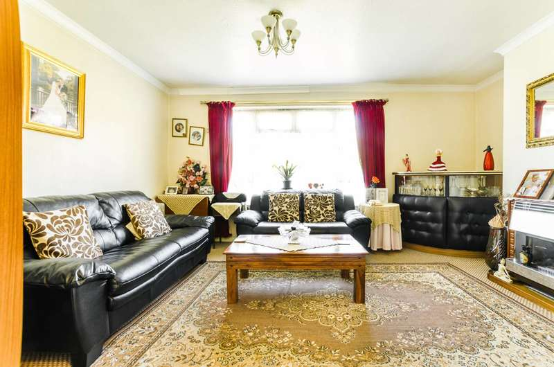 2 Bedrooms Flat for sale in Coppetts Lane, Muswell Hill, N10